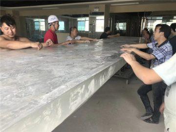 لوحات بلاستيكية مقاومة للأشعة فوق البنفسجية Plexi زجاجية لمنتج حمام السباحة