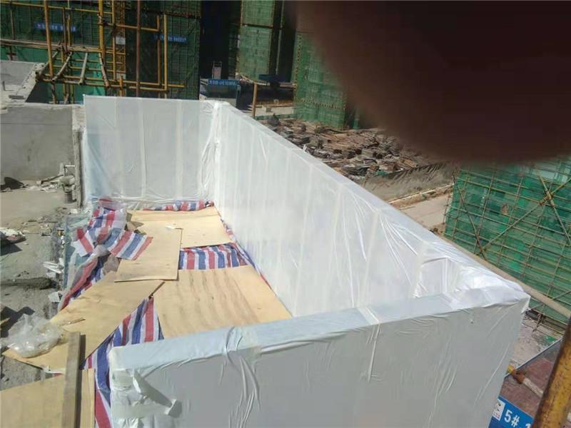 90 ملليمتر مخصصة الاكريليك غطاء بركة السباحة
